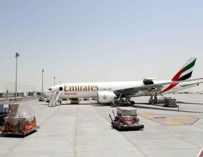 Emirates SkyCargo to carry inbound DWC air freight for Cargolux