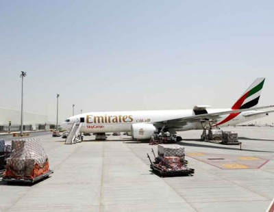 Emirates SkyCargo to carry inbound DWC air freight for Cargolux