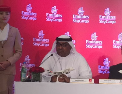 Emirates cargo VP says entire airline will move to DWC
