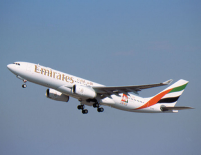 Emirates' new Asian route expandes bellyhold capacity