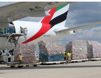 Emirates SkyCargo boost perishables from Vietnam to UAE
