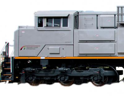 Etihad Rail awards locomotive contract to US firm