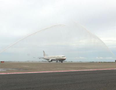 Etihad Airways launches flights to the Maldives