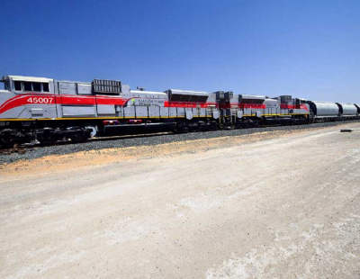 Etihad Rail launches AED1.5 billion project to link Ruwais and Ghuweifat