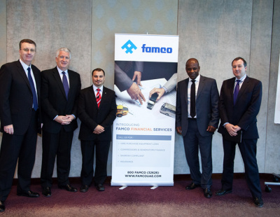 FAMCO launches Financial Services