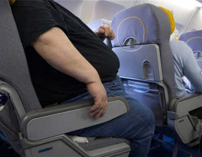 Man sues Etihad after sitting next to obese passenger