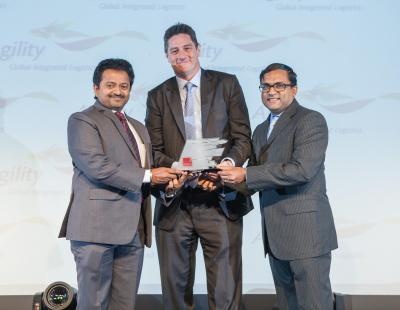 Flydubai wins cargo operator award at SCATAs 2016