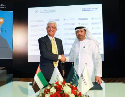Abu Dhabi Ports launches new Fujairah Terminals facility