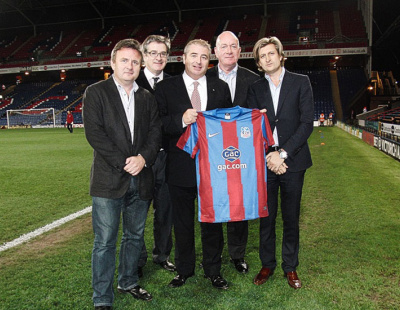 GAC signs on with Crystal Palace FC until 2014