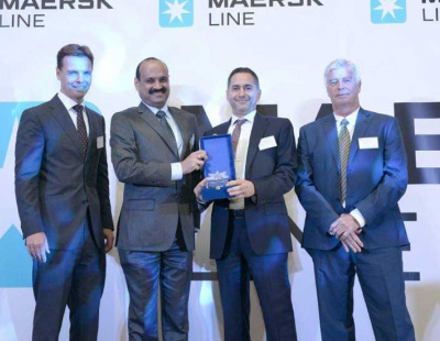 GES wins Maersk Platinum Award for 4th consecutive year