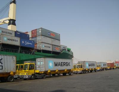 Maersk Line reroutes Qatar cargo through Salalah