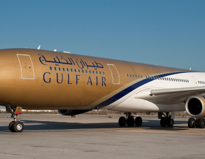 Gulf Air jet emergency decent after cabin pressure loss
