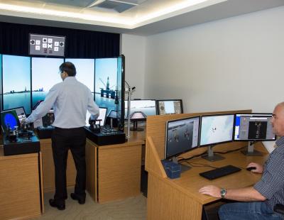 Halul launches most advanced ship simulator in Qatar