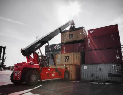 Qatar New Port Project (Hamad Port) gets 21 forklifts