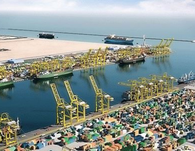 New road links Hamad Port with major truck route