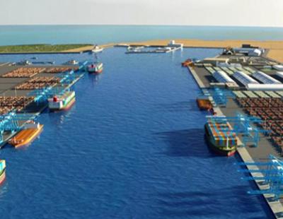 Siemens helps power Qatar's new Hamad Port