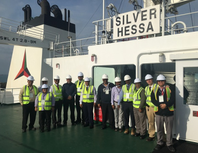 Tristar Silver Hessa arrives in UAE
