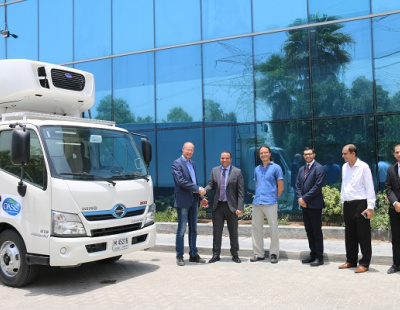 Oasis Water Company drives hybrid vehicles sales