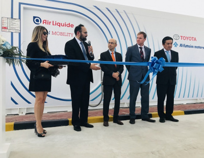 UAE gets its first ever hydrogen station for Fuel Cell Electric vehicles
