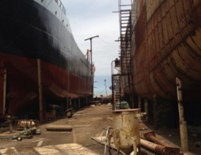 Wednesday Blog: (ship) breaking the cycle