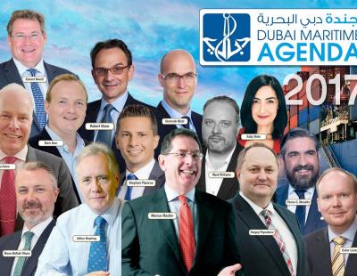 Dubai Maritime Agenda 2017 details revealed