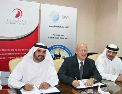 Insure Direct and Dubai Trade ink deal