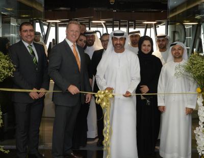 Jebel Ali Freezone opens business centre at JAFZA One