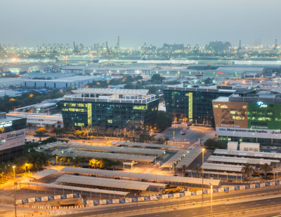 Fitch gives Jebel Ali Freezone 'BBB-' due to DP World