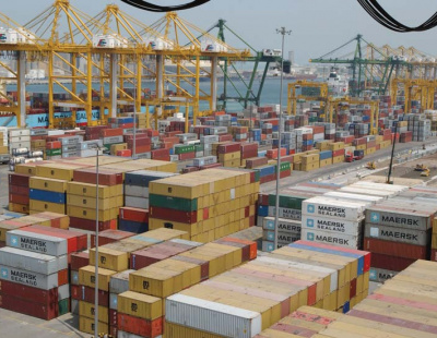 DP World container traffic falls 8.8% year-on-year for UAE in first quarter