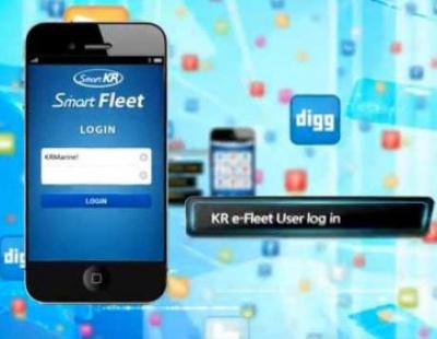 Korean Register patents world's first Smart Fleet app