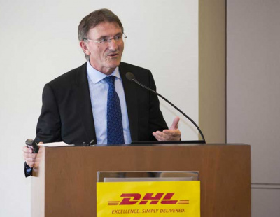 DHL launches 'Internet of Things' trend report in Dubai