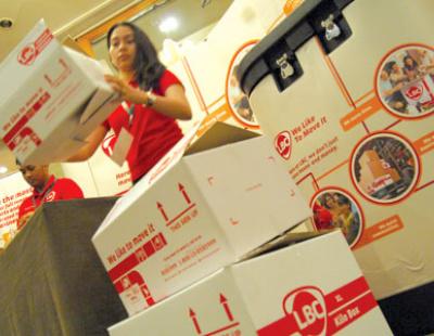 Philippine courier LBC opens warehouse in Dubai
