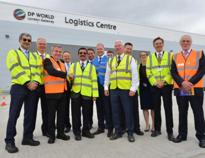 DP World to expand London Gateway Logistics Centre