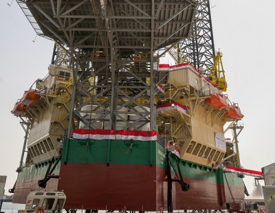 Lamprell comes in under budget again with jackup rig
