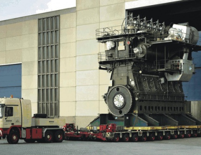 PICTURES: Top 5 most powerful marine engines