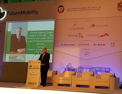 Al-Futtaim pushes for hydrogen fuel in UAE