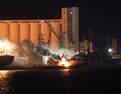 Increased threat of bomb attacks in Libyan ports