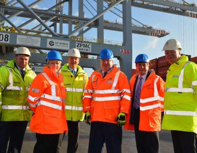 DP World London Gateway announces third deep-sea berth