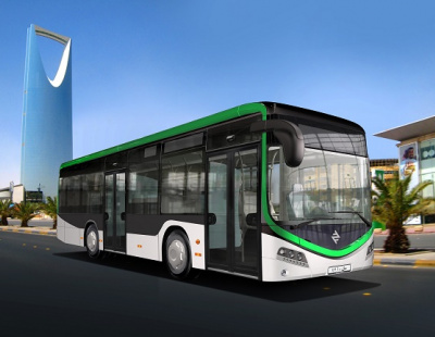 MAN buses sold in Riyadh for the first time