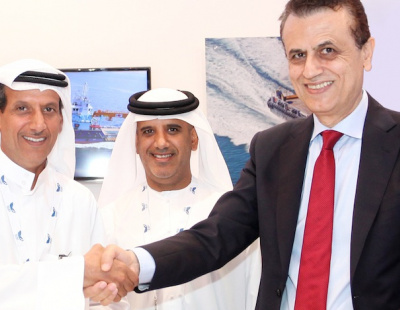 Grandweld secures US$5m order to build crew boat