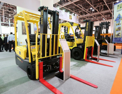 Latest high-efficiency solutions on show at Materials Handling in Dubai
