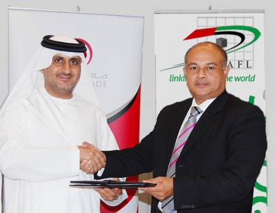 NAFL and Dubai Trade sign historic MOU