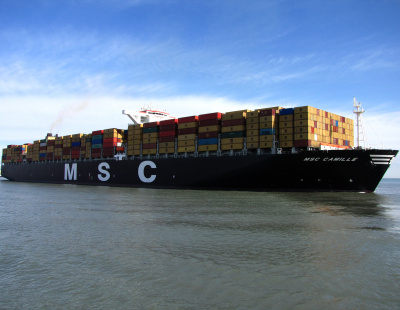 MSC enhances its East Africa-Middle East network