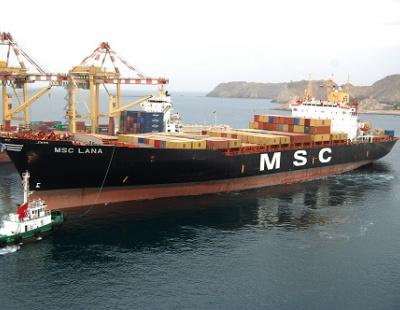 MSC shipping line adds Sohar Port as regular rotation