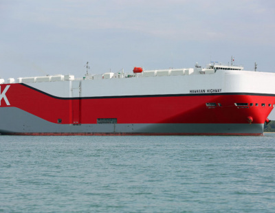 K Line RoRo makes maiden Sohar call on new service