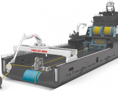 MacGregor secures major Middle East offshore contract