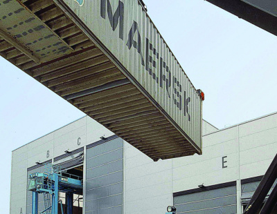 Port of Duqm marks Maersk's debut container arrival