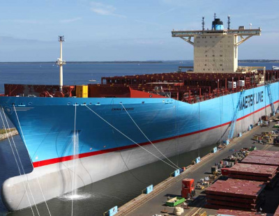 Maersk Line launches Middle East-West Africa route