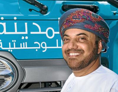 Logistics Middle East 3PL Power List: 20 - 16