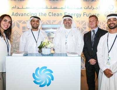 Masdar freezone reports major growth at GMIS